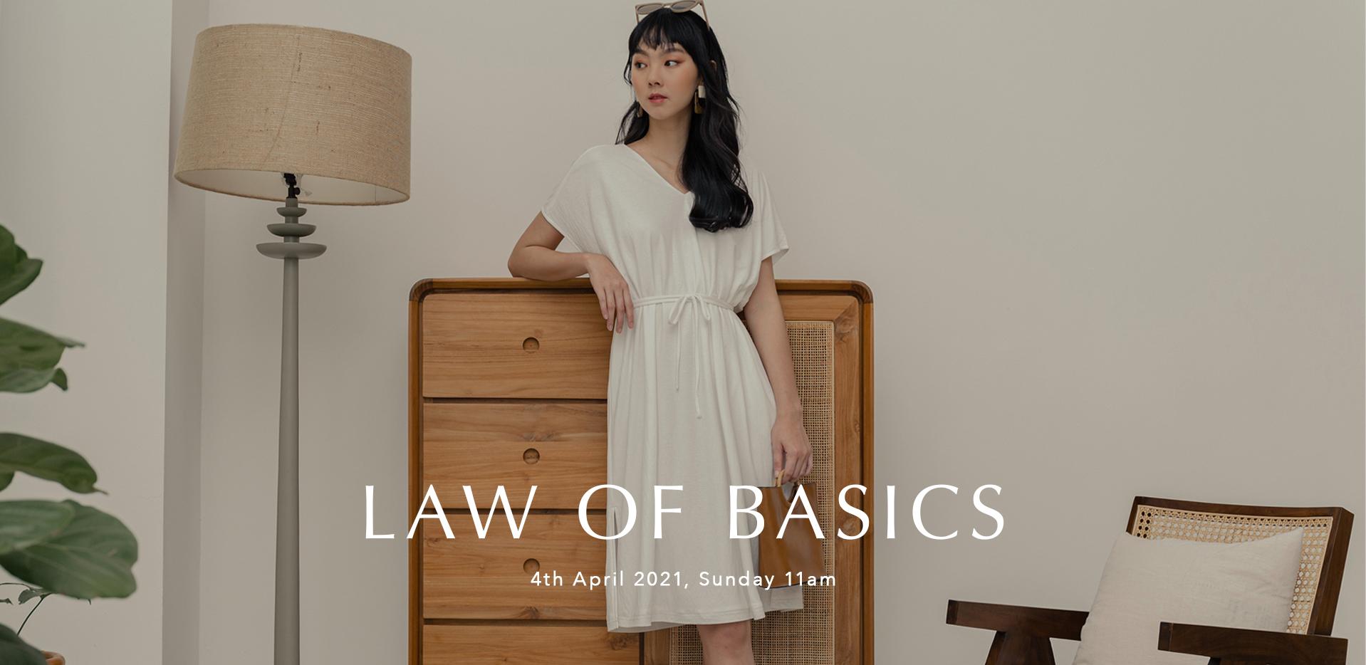 LAW OF BASICS