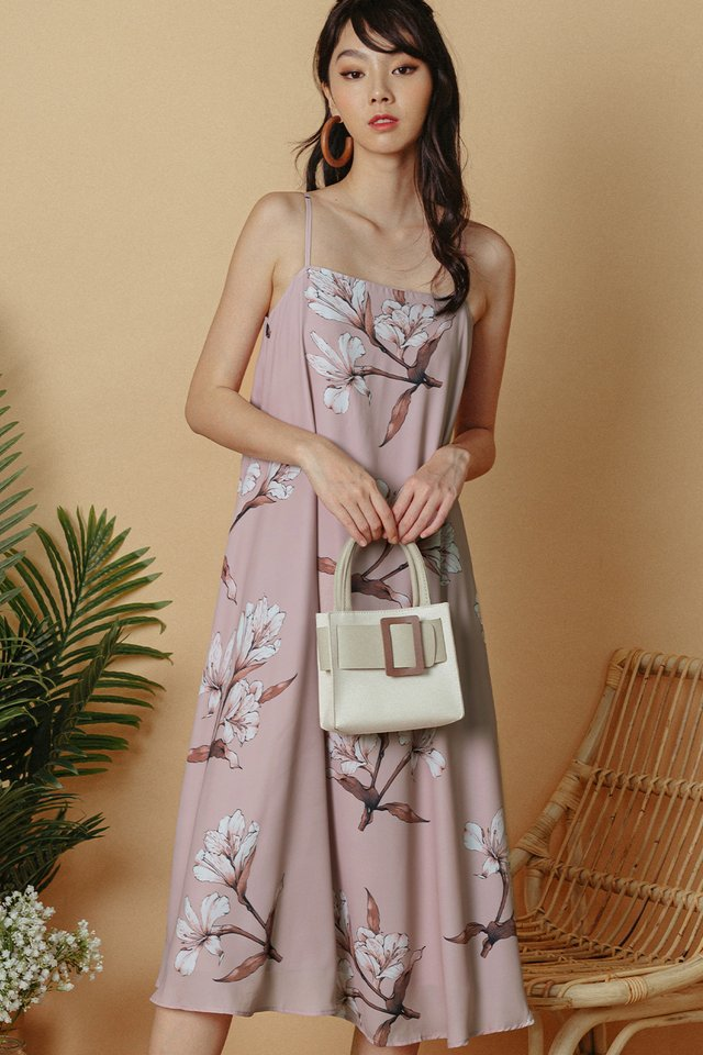 RONNIE MAXI IN PINK
