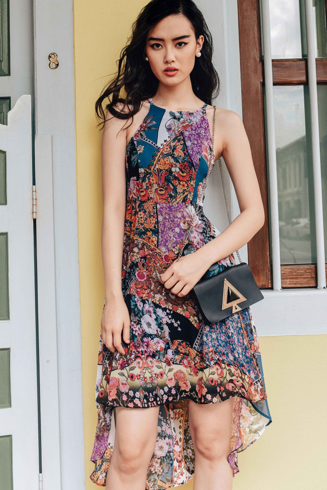 AZRIA DRESS