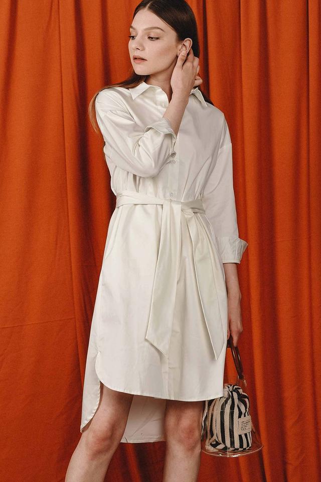 HATHAWAY SHIRT DRESS